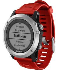 Garmin GPS Multisportuhr Fenix 3 - Silber