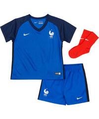 Nike Kleinkinder Fußballtrikotset Home Frankreich EM 2016