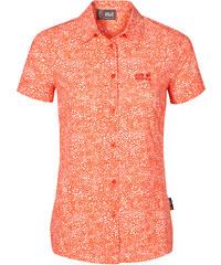 Jack Wolfskin Damen Bluse Wahia Print Shirt