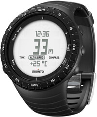 SUUNTO Multifunktionsuhr Armbanduhr Core regular black