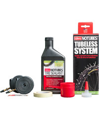 Stans No Tubes Tubeless Konvertierungs Kit Tubeless System Downhill Kit