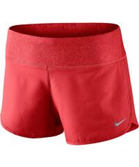 Nike Damen Laufshorts Rival 3 rot