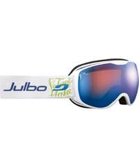 Julbo Damen Skibrille / Snowboardbrille Selena - Weiss / Blue Flash polarised