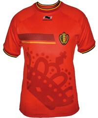 Burrda Sport Herren Fußball Home Trikot Belgien WM 2014