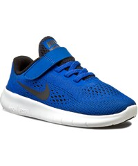Boty NIKE - Nike Free RN (PSV) 833991 401 Game Royal/Black/White