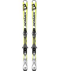 Salomon Kinder Skier X Max Jr. inkl. Bindung EZY 7/B 80/