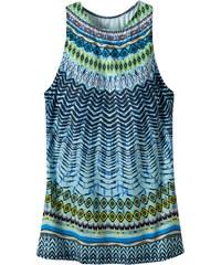 prAna Damen Klettershirt / Yogashirt / Tank Top Boost Printed Top