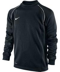 Nike Kinder Langarm Trainigsshirt Found 12 Midlayer Top schwarz