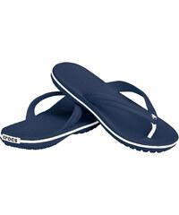 Crocs Zehensandale Crocband Flip dunkelblau