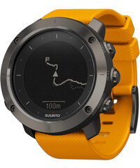 SUUNTO Multifunktionsuhr / GPS Uhr Traverse amber