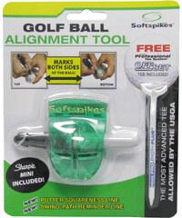 Softspikes Ballmarker Golf Ball Alignement Tool