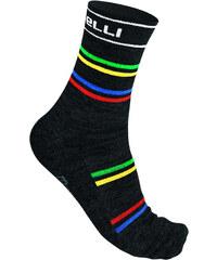 Castelli Herren Sportsocken Gregge 12 Sock