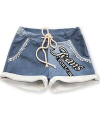 Shorts 1578 Jeansmuster