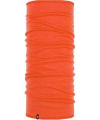 p.a.c. Multifunktionstuch / Schlauchschal Merino Wool Peach