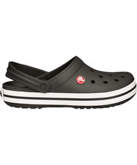 Crocs Schuhe Crocband schwarz im Retro-Look