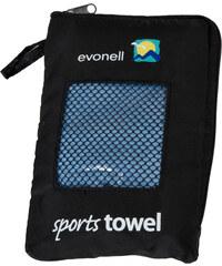 evonell Sport und Freizeithandtuch / Towel / Microfasertuch / Microfaserhandtuch - 100g/m²