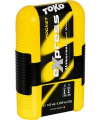TOKO entspr. 12,00 Euro/100ml - Verpackung: 100ml - Flüssigwax Express Pocket Universal Liquid Fluoro Wax