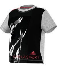 adidas StellaSport Damen Trainingsshirt Graphic Tee
