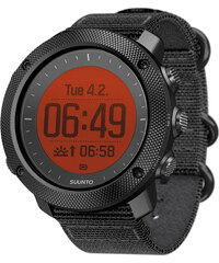SUUNTO GPS Uhr / Multifunktionsuhr Traverse Alpha Stealth