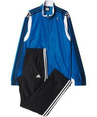 adidas Performance Herren Trainingsanzug Tracksuit Basic 3S