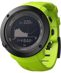 SUUNTO Multifunktionsuhr/GPS-Uhr Ambit 3 Vertical Lime