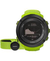 SUUNTO Multifunktionsuhr/GPS-Uhr Ambit 3 Vertical HR Lime