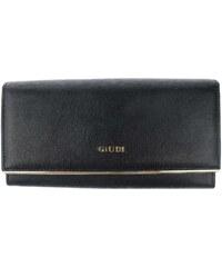 Dámská kožená peněženka 7325 Giudi, černá