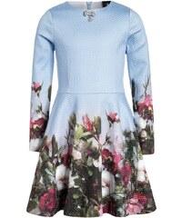 Love Made Love Cocktailkleid / festliches Kleid light blue