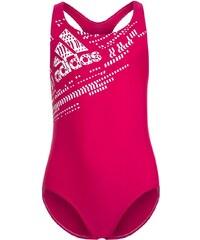 adidas Performance Badeanzug bold pink/white