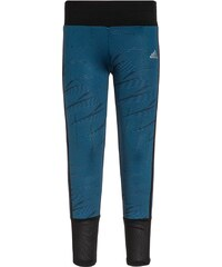 adidas Performance Tights black/unity blue/matte silver