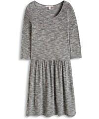 ESPRIT Jerseykleid mit 34 Ärmeln