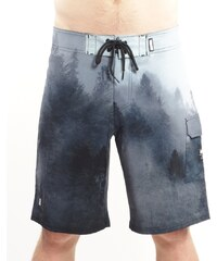 Plavky Nugget Echo Boardshorts C - Forester