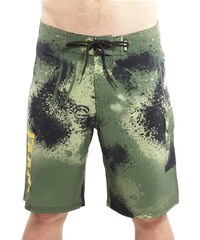 Plavky Nugget Echo Boardshorts A - Army Spray