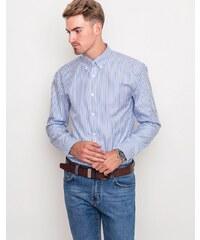Košile Selected Done Oak Air Blue