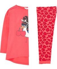 Little Marc Jacobs 2-teiliger Schlafanzug mit Motiv