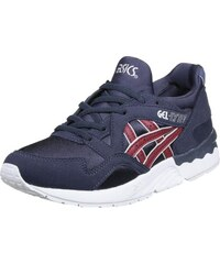 Asics Gel Lyte V Ps Schuhe india ink/burgundy