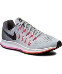 Boty NIKE - Nike Air Zoom Pegasus 33 831356 006 Pr Pltnm/Blk/Cl Gry/Pnk Blst