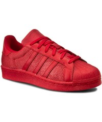 Boty adidas - Superstar B42621 Colred/Colred/Colred