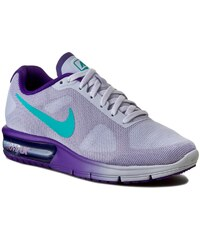 Schuhe NIKE - Air Max Sequent 719916 504 Palest Purple/Clr Jd/frc Prpl
