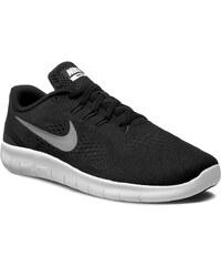 Schuhe NIKE - Free Rn (Gs) 833989 001 Black/Metallic/Silver/Anthrct