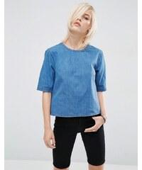 ASOS - Jeans-T-Shirt - Blau