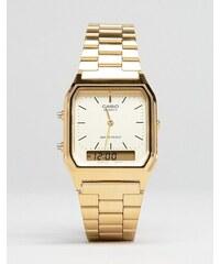 Casio - AQ-230GA-9DMQYES - Montre-bracelet à affichage digital - Doré