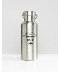 Gentlemen's Hardware - Wasserflasche aus Edelstahl - Mehrfarbig