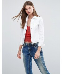Pepe Jeans - Core - Veste en jean - Blanc