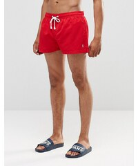 Ringspun - Shortie - Shorts, Kombiteil - Rot