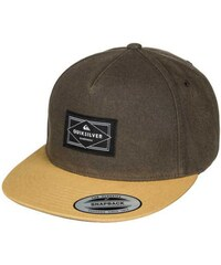 Kšiltovka Quiksilver Freewill dusty olive ONE SIZE