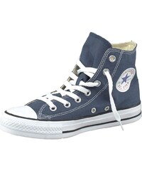 Große Größen: Converse Chuck Taylor All Star Core Hi Sneaker, Marine, Gr.42-50