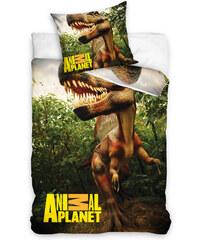 CARBOTEX Povlečení Animal Planet Dinosaurus bavlna 140/200, 70/90 cm