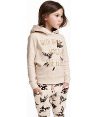 H&M Mikina s kapucí