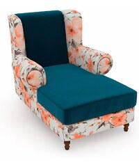Max Winzer® build-a-chair XXL Ohrensessel »Madeleine«, zum Selbstgestalten